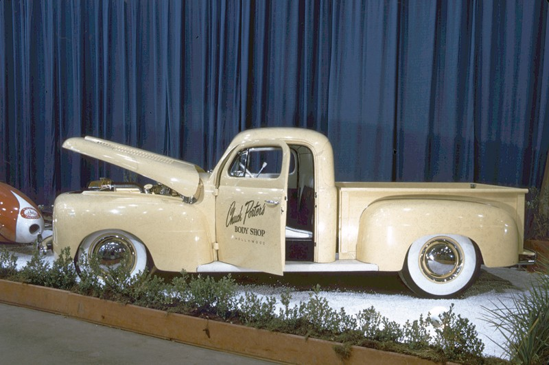Ford¨Pick up 1948 - 1951 custom & mild custom Chuck-11