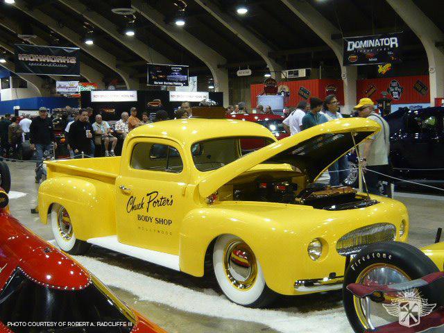 Ford¨Pick up 1948 - 1951 custom & mild custom Chuck-14