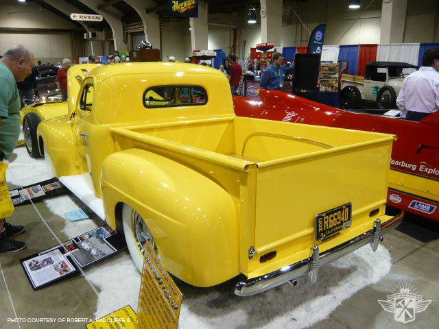 Ford¨Pick up 1948 - 1951 custom & mild custom Chuck-15