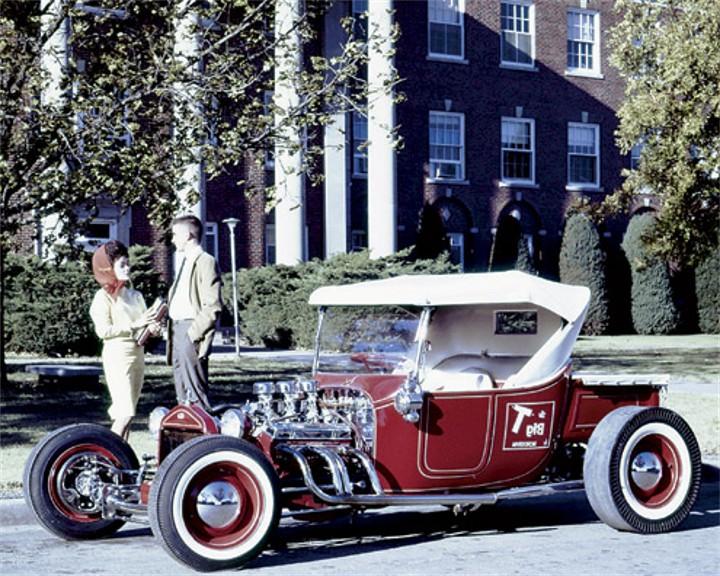 """1923 Ford THot Rod """"The Big """"T"""" -  Darrill Starbird Daryls10"""