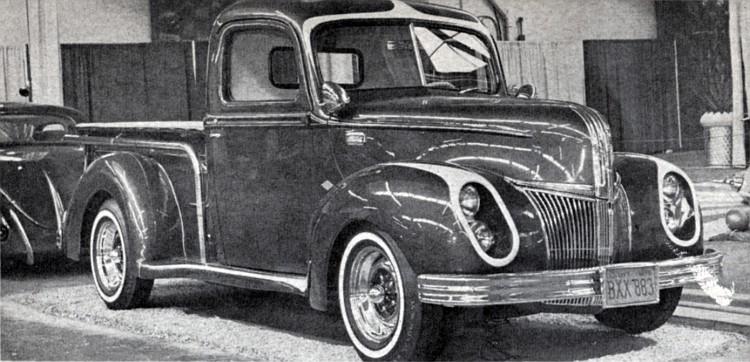 Ford & Mercury 1939 - 40 custom & mild custom - Page 2 Davidp11