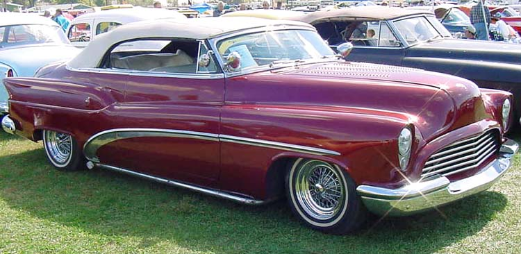Buick 1950 -  1954 custom and mild custom galerie - Page 2 Dean1110