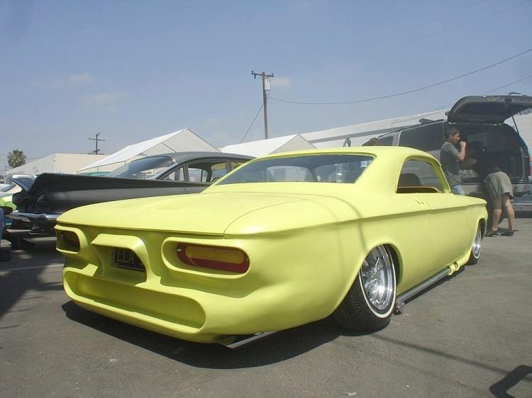Chevrolet Corvair custom & mild custom Dns_ku11