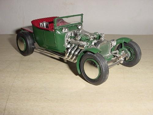 hot rod - model kit  - amt  - 1/25 Dsc02710
