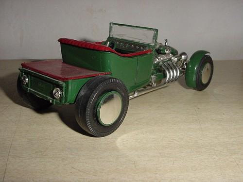 hot rod - model kit  - amt  - 1/25 Dsc02711