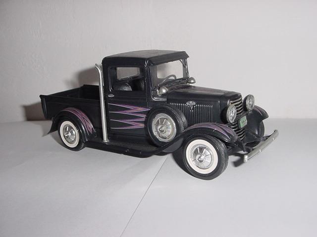 hot rod - model kit  - amt  - 1/25 Dsc04312
