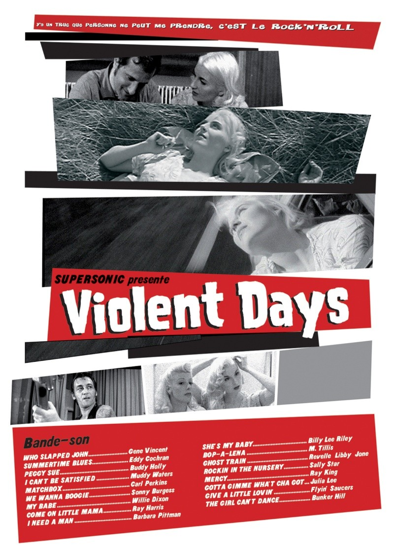 Violent days - Lucile Chaufour -  2009 Flyer_10