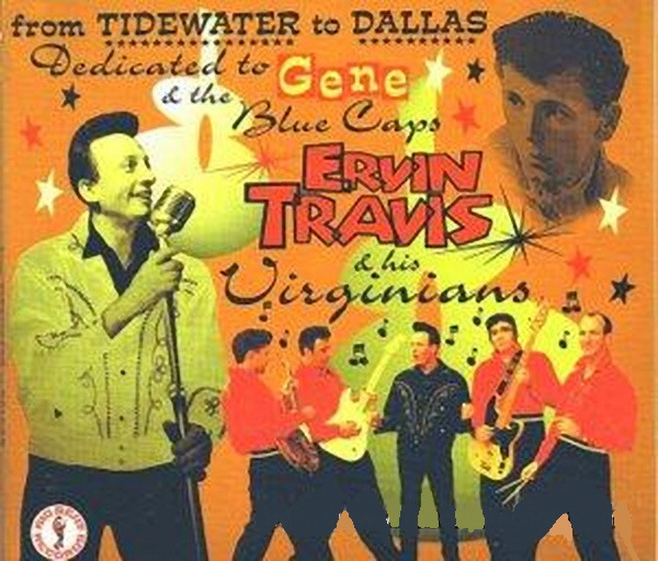 Ervin Travis & the Virginians - From tidewater to Dallas Folder10