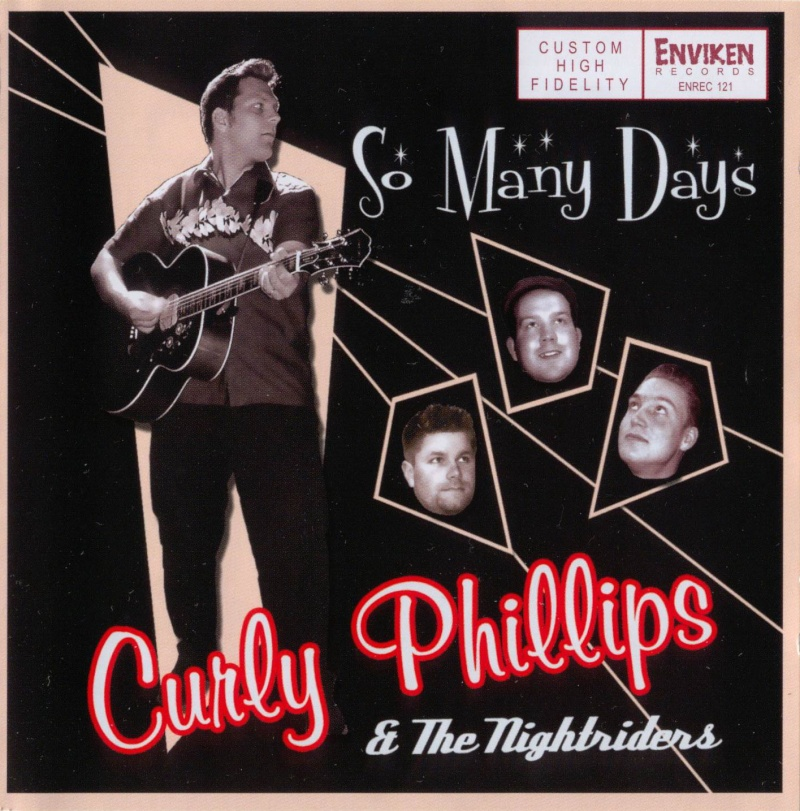 Curly Philips & the Nightriders - So many days  Folder11
