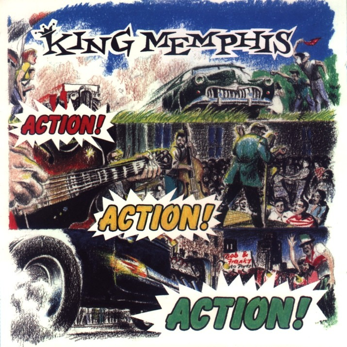 King Memphis - Action, action, action.  Folder12