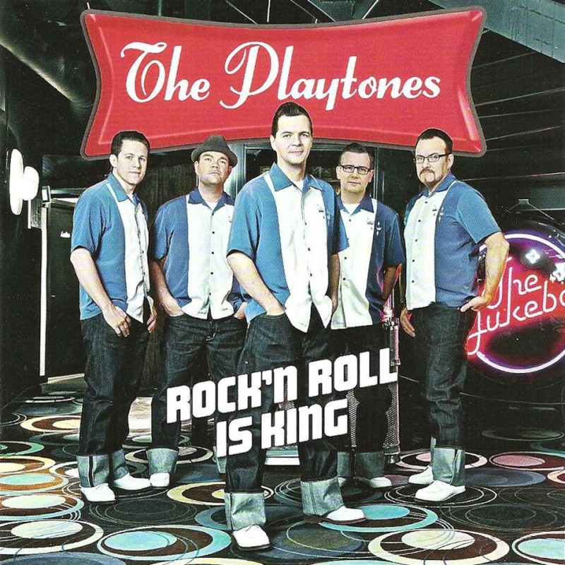 The Playtones - Rock 'n' roll is king Folder13