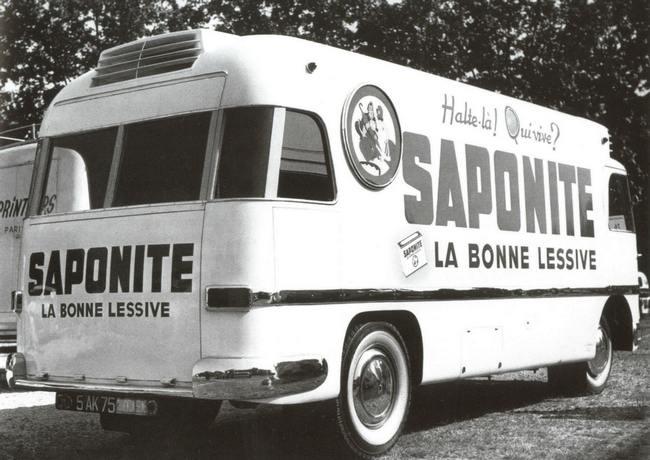 Les véhicules de la Caravane du Tour de France 1950's & 1960's - Page 2 H3a40010
