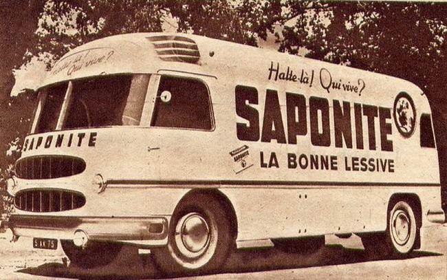 Les véhicules de la Caravane du Tour de France 1950's & 1960's - Page 2 H3sem110