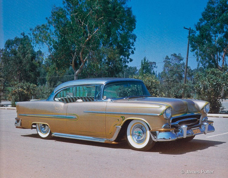 Kustomland: The Custom Car Photography of James Potter, 1955-1959 Jerryw10