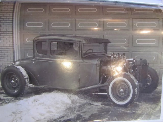 1931 Ford coupe - hot rod survivor - The Starlite coupe Kgrhqe11