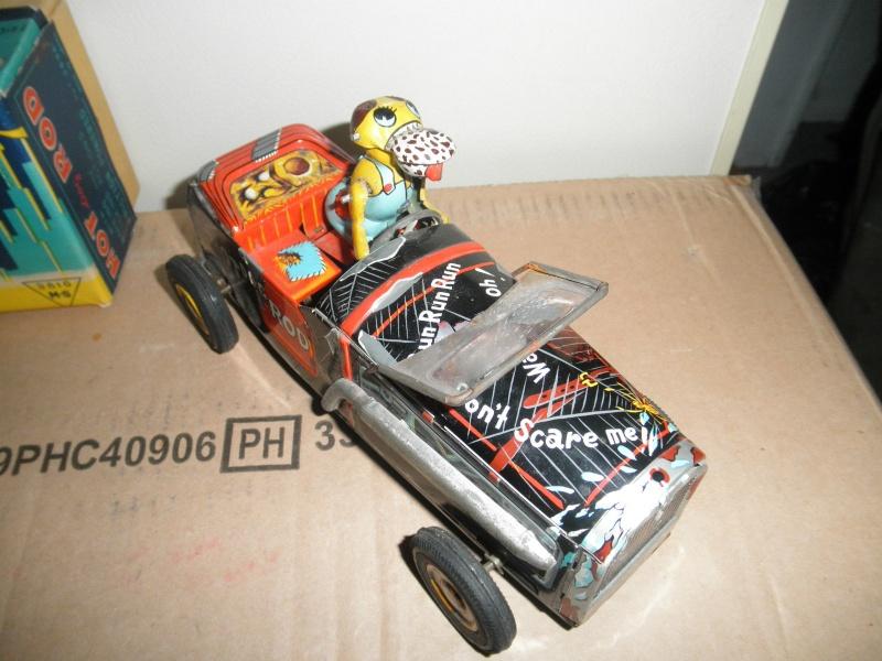dog hot rod car - Masuya Japan friction Kgrhqf14