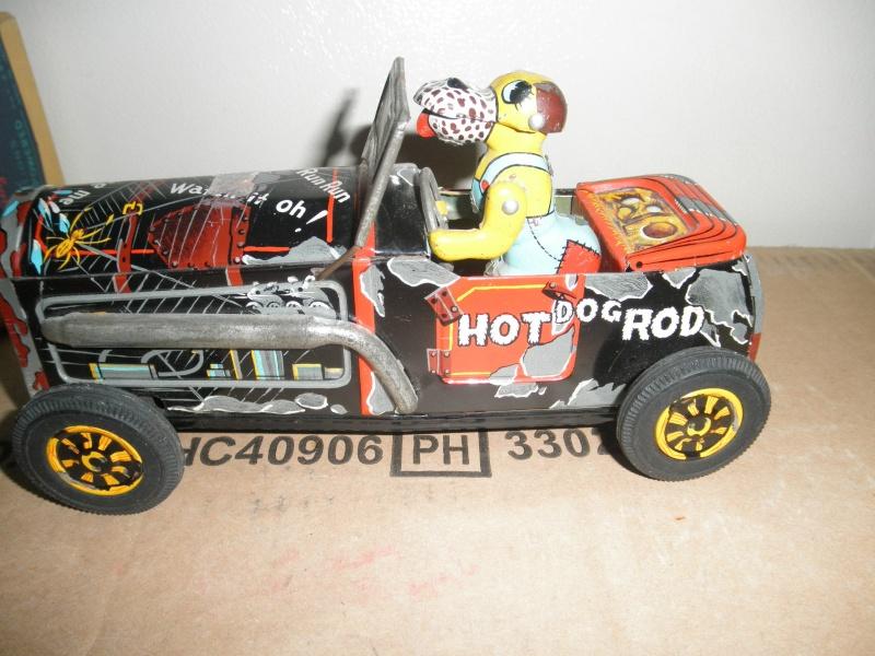 dog hot rod car - Masuya Japan friction Kgrhqj13