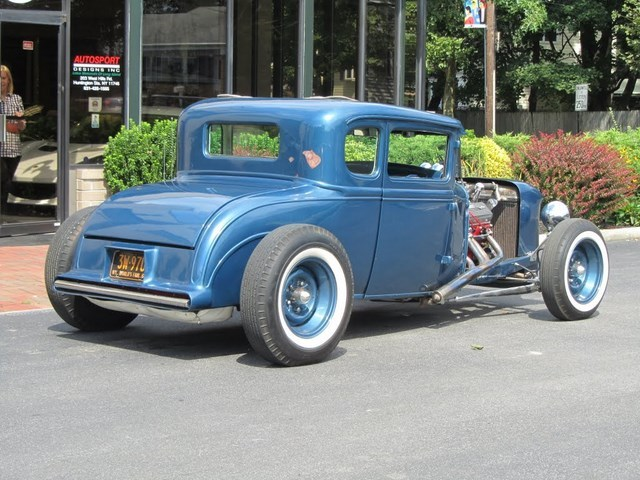 1931 Ford coupe - hot rod survivor - The Starlite coupe Kgrhqj14