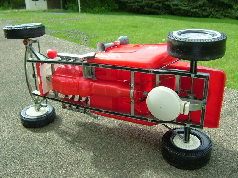 Big Red Rod - Marx toys Kgrhqn11