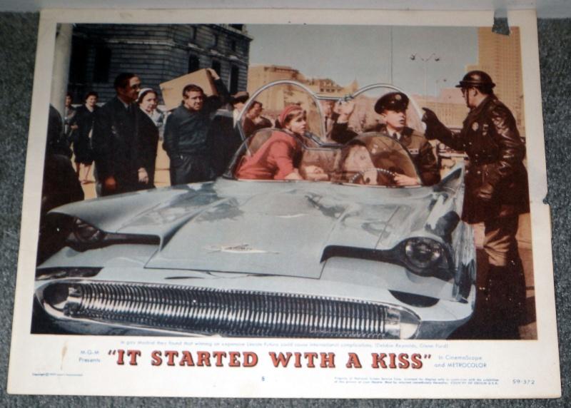 Lincoln Futura 1955 Kgrhqr11