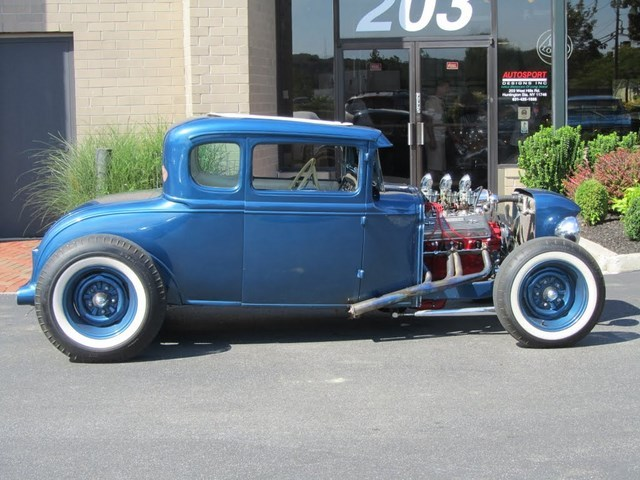 1931 Ford coupe - hot rod survivor - The Starlite coupe Kgrhqr14