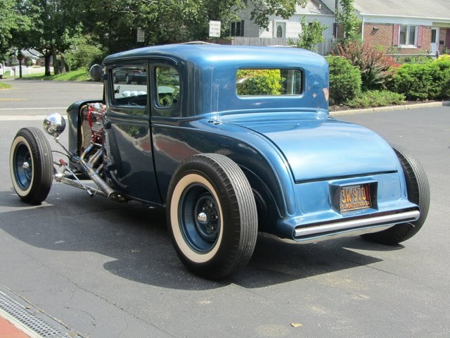 1931 Ford coupe - hot rod survivor - The Starlite coupe Kgrhqu12