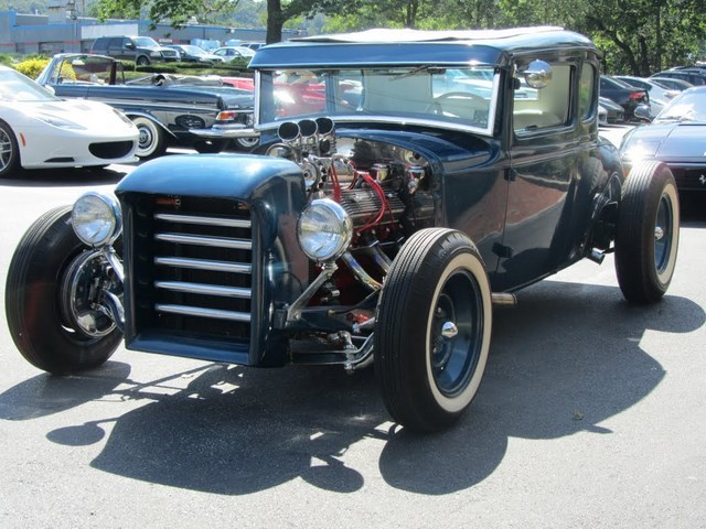 Ford 1931 Hot rod Kgrhqv14