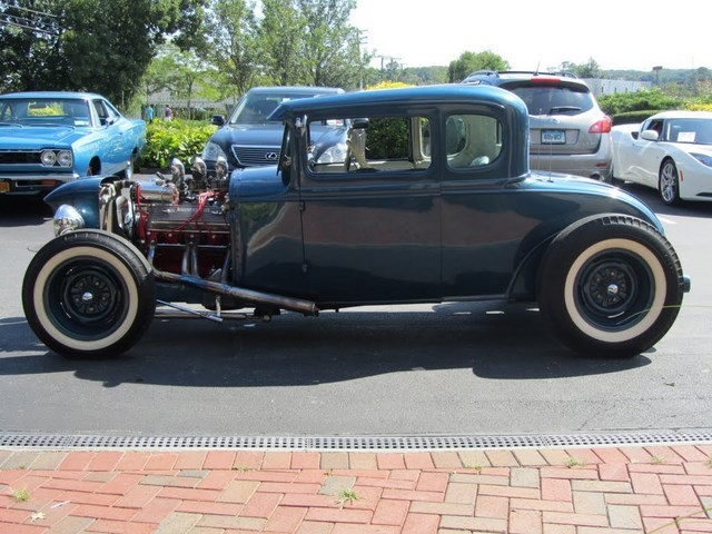 1931 Ford coupe - hot rod survivor - The Starlite coupe Kgrhqy12