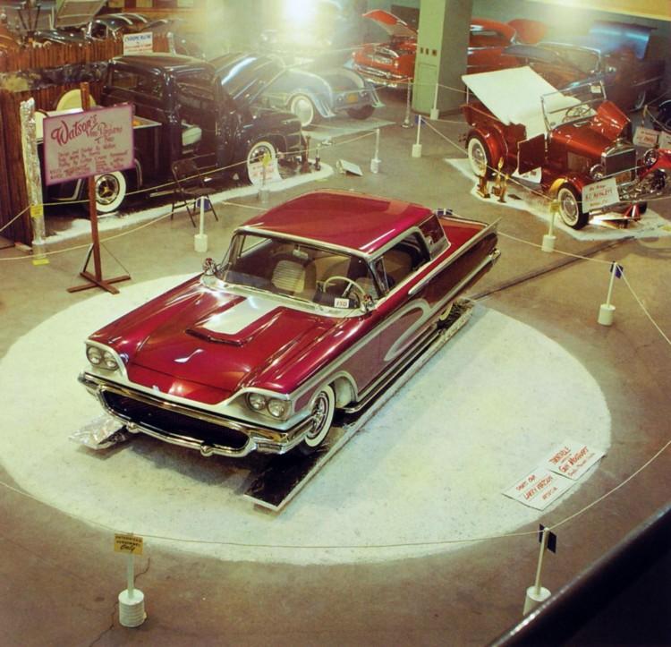 Ford Thunderbird 1958 - 1960 custom & mild custom Larry-10