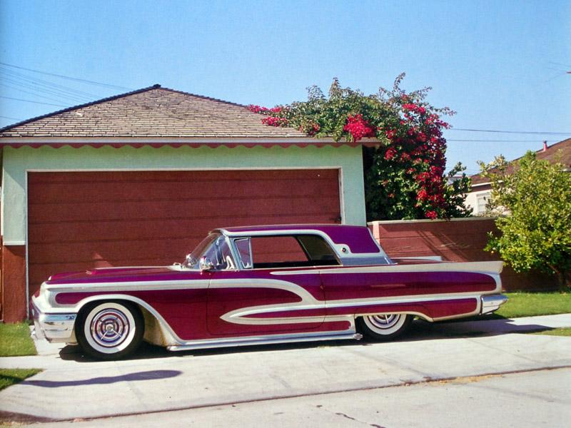 Ford Thunderbird 1958 - 1960 custom & mild custom Larry-12