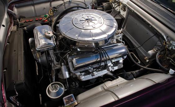 Ford Thunderbird 1958 - 1960 custom & mild custom Larry-18