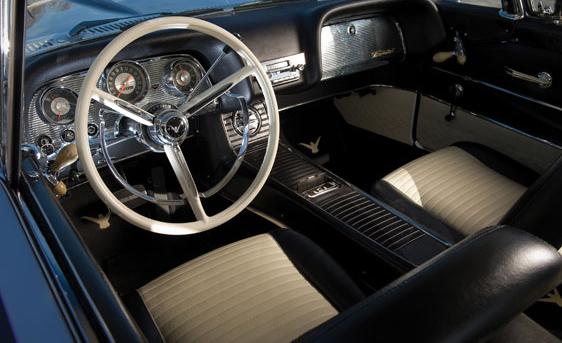 Ford Thunderbird 1958 - 1960 custom & mild custom Larry-19