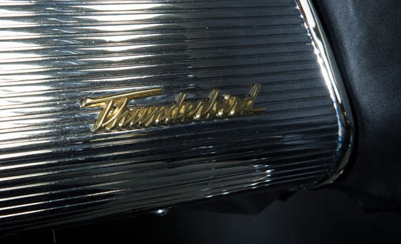 Ford Thunderbird 1958 - 1960 custom & mild custom Larry-23