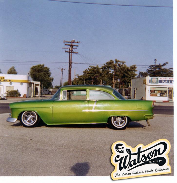 Photos d'époques de Larry Watson Maxkin10