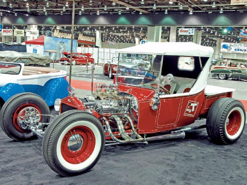 "1923 Ford THot Rod ""The Big ""T"" -  Darrill Starbird Monogr10"
