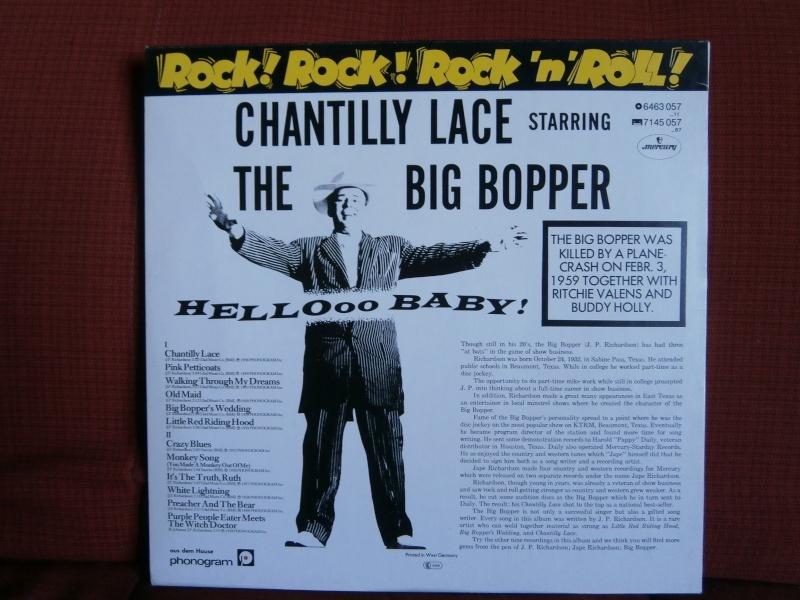 Les albums 33 tours classiques du rock des 1950's et 1960's - Classic Lp's of 1950's and 1960's rock - Page 3 P2190011