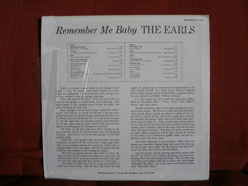 Les albums 33 tours classiques du rock des 1950's et 1960's - Classic Lp's of 1950's and 1960's rock - Page 3 P2210011