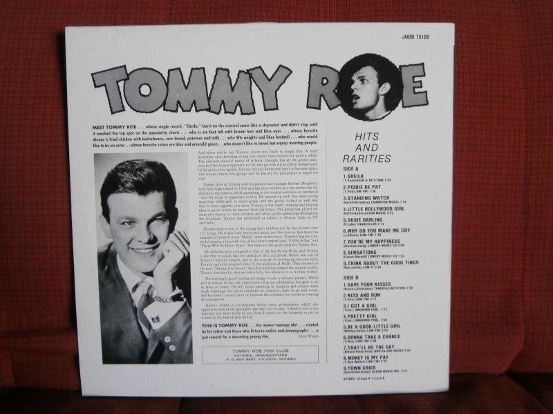 Les albums 33 tours classiques du rock des 1950's et 1960's - Classic Lp's of 1950's and 1960's rock - Page 3 P2210015
