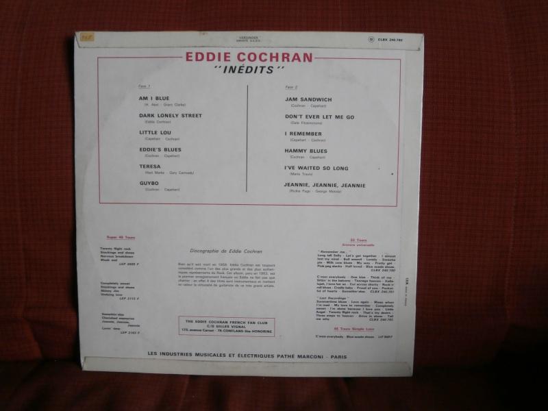 Les albums 33 tours classiques du rock des 1950's et 1960's - Classic Lp's of 1950's and 1960's rock - Page 3 P4010011