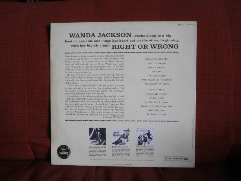 Les albums 33 tours classiques du rock des 1950's et 1960's - Classic Lp's of 1950's and 1960's rock - Page 3 P4010013