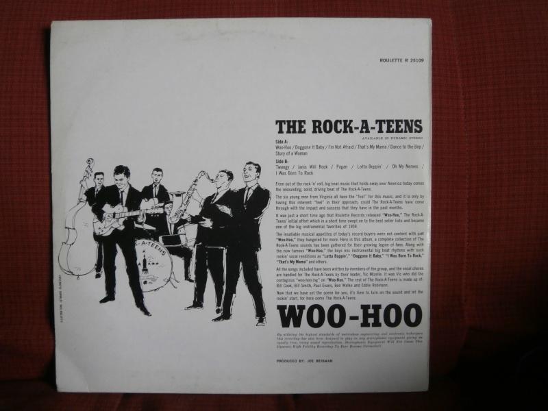 Les albums 33 tours classiques du rock des 1950's et 1960's - Classic Lp's of 1950's and 1960's rock - Page 4 P4010015