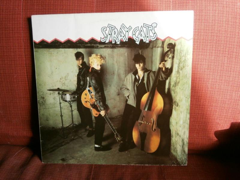 Les albums 33 tours de Rockabilly et Rock 'n' roll revival des  1970's & 1980's P4200010