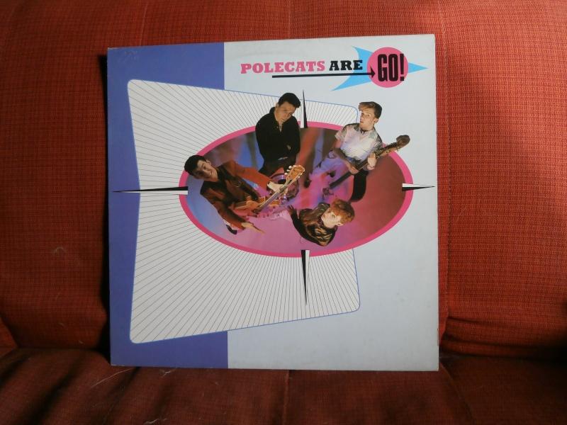 Les albums 33 tours de Rockabilly et Rock 'n' roll revival des  1970's & 1980's P4200014