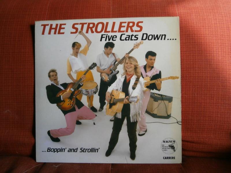 Les albums 33 tours de Rockabilly et Rock 'n' roll revival des  1970's & 1980's P4200017