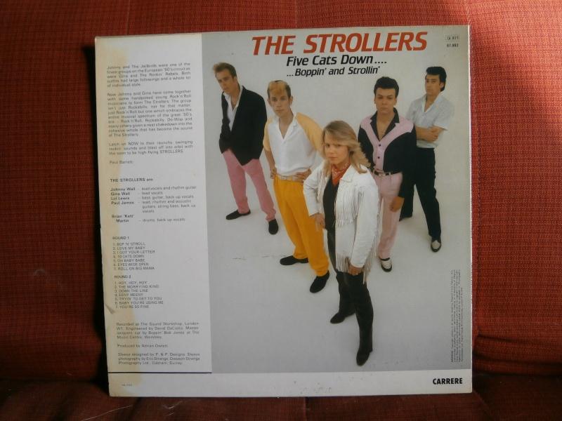 Les albums 33 tours de Rockabilly et Rock 'n' roll revival des  1970's & 1980's P4200018