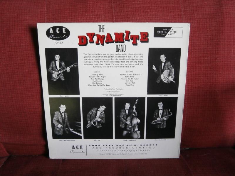 Les albums 33 tours de Rockabilly et Rock 'n' roll revival des  1970's & 1980's P5270014