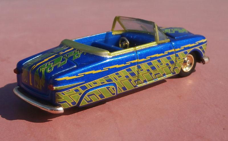 Kustom, Low Riders, Hot Rod - Racing Champions 1/63 P6020048