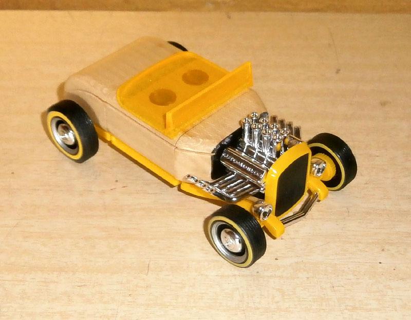 Hot rod - Mini Automoblox P6100014