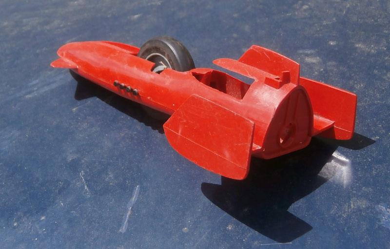 Cascadeurs Giro Jet et  Kenner SSP racers P6220015