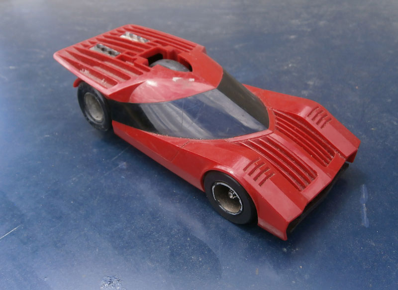 Cascadeurs Giro Jet et  Kenner SSP racers P6220021